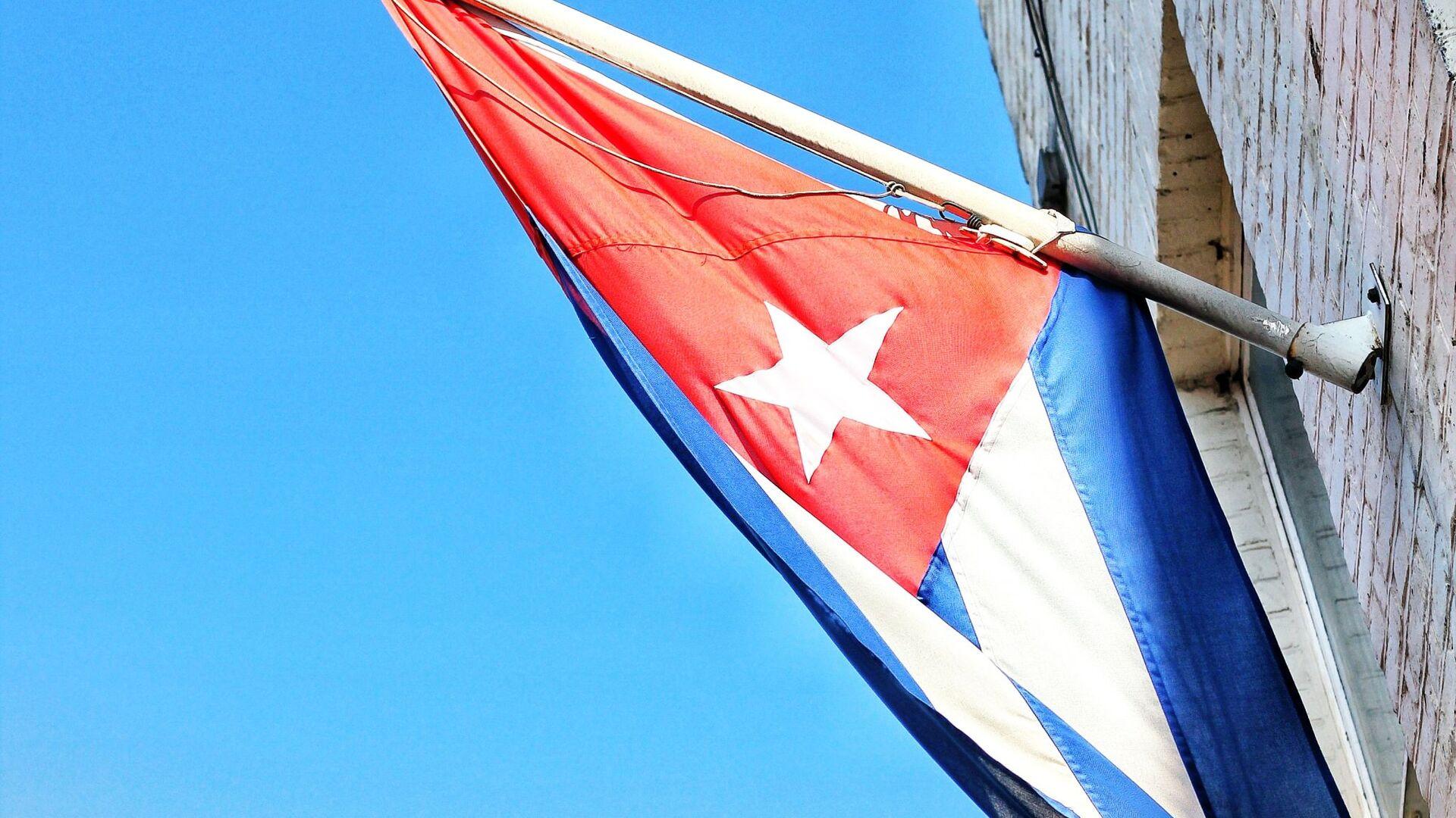 La bandera de Cuba - Sputnik Mundo, 1920, 23.02.2021
