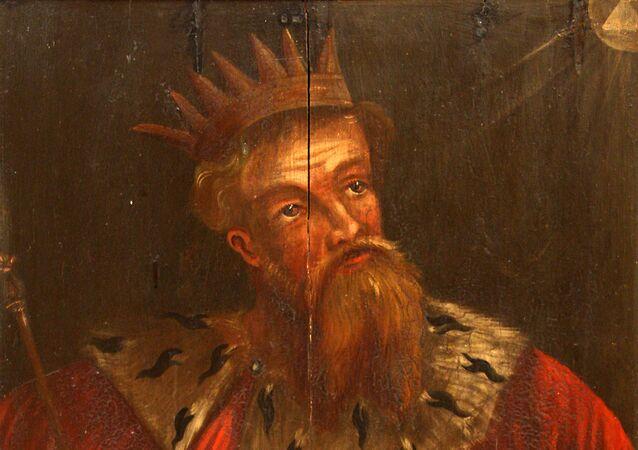 El rey Ezequías
