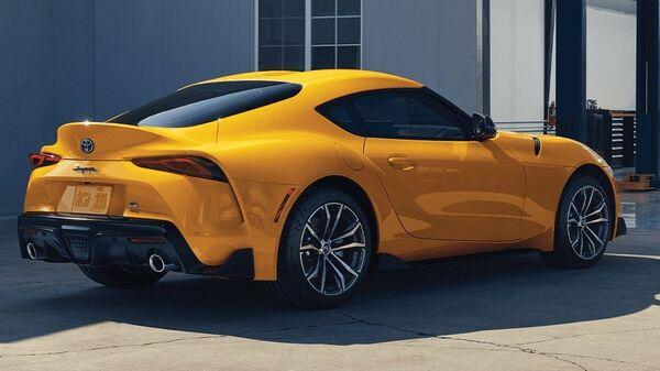 Toyota GR Supra 2021 - Sputnik Mundo