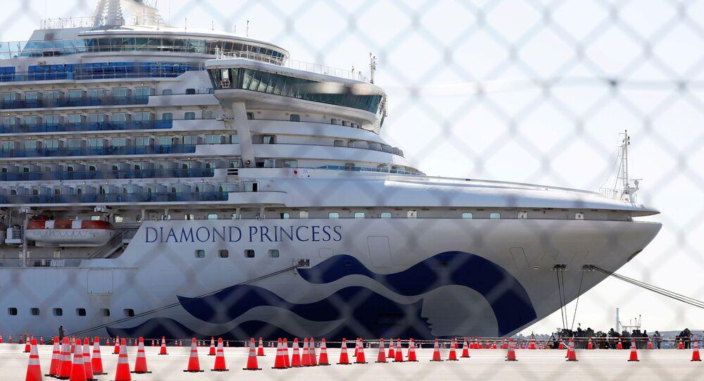 Crucero Diamond Princess