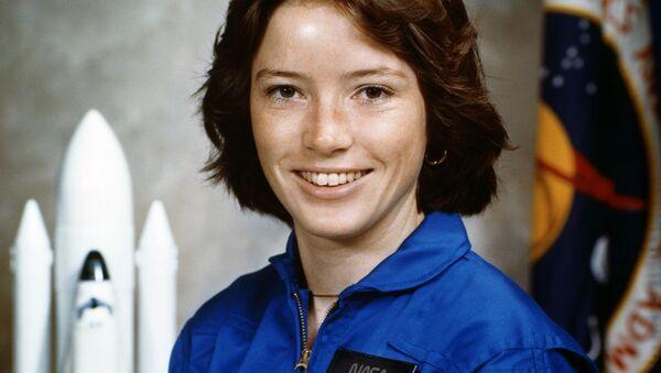 Anna Lee Fisher, astronauta estadounidense (1979) - Sputnik Mundo