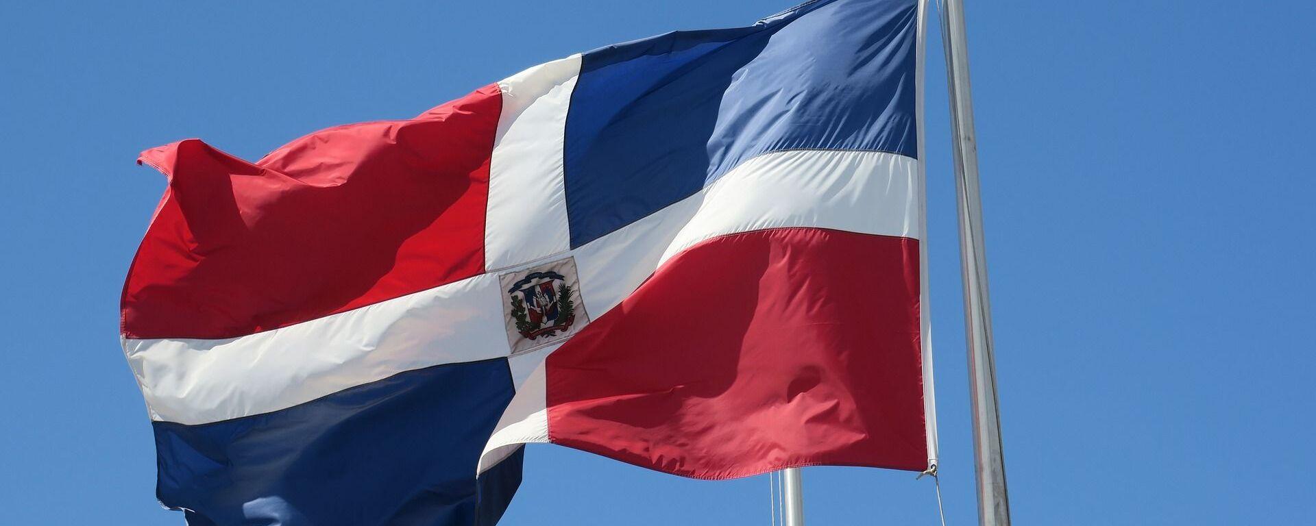 La bandera de la República Dominicana - Sputnik Mundo, 1920, 20.05.2021