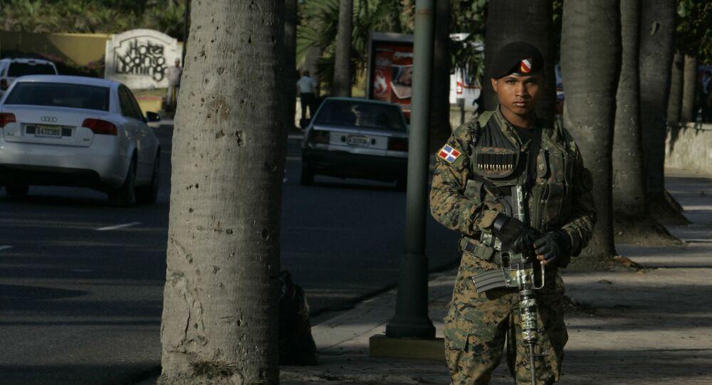 Soldado de la República Dominicana