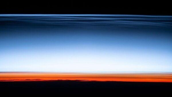 Las nubes más altas de la atmósfera terrestre - Sputnik Mundo