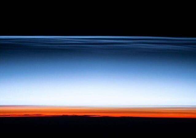 Las nubes más altas de la atmósfera terrestre