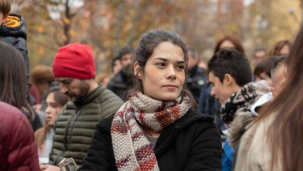 Isabel Serra Sánchez - Sputnik Mundo