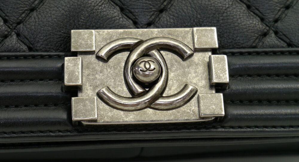 Una bolsa de Chanel
