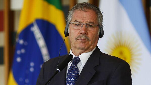 El ministro argentino de Relaciones Exteriores, Felipe Solá - Sputnik Mundo