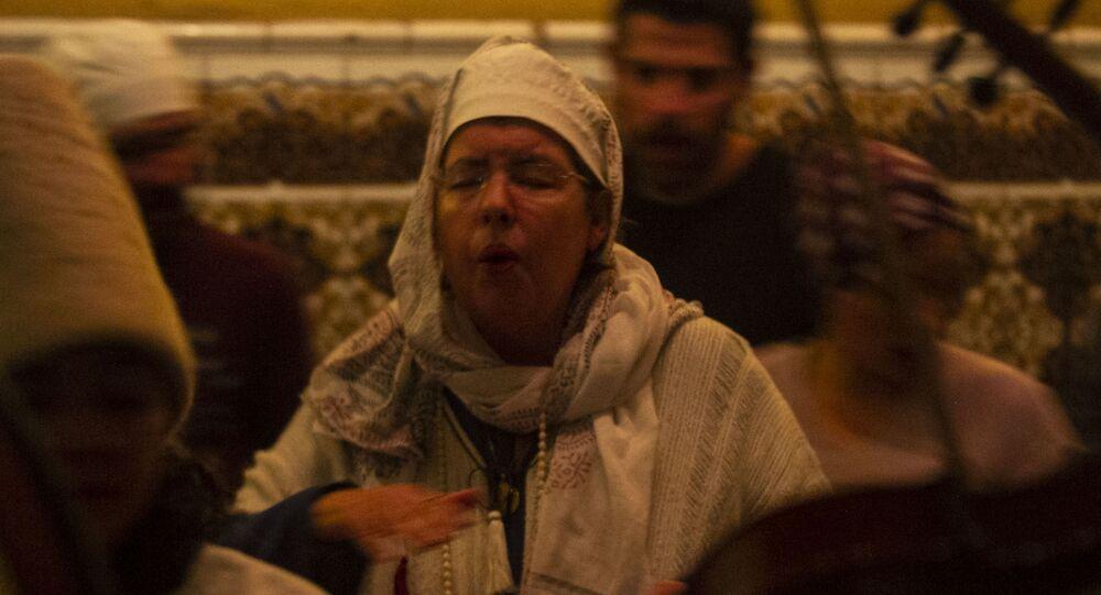 La orden sufí Nur Ashki Jerrahi en México