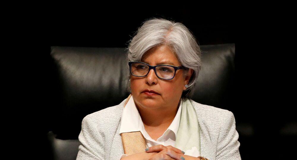 Graciela Márquez, la secretaria de Economía de México