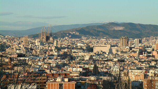 Vista de Barcelona - Sputnik Mundo