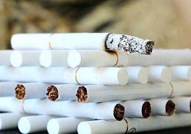 Cigarillos (imagen referencial)