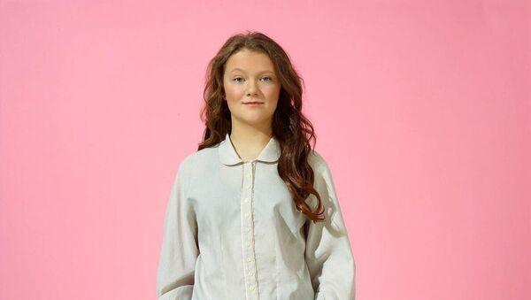 Beata Ernman, la hermana menor de la activista ambiental Greta Thunberg - Sputnik Mundo