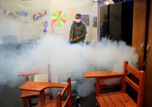 La epidemia de dengue en Paraguay