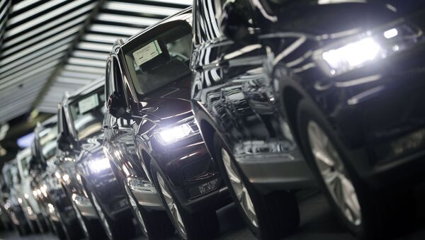 Los autos de Volkswagen - Sputnik Mundo