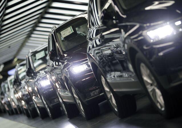 Los autos de Volkswagen
