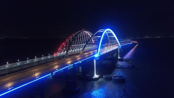 Así fue la construcción del puente más largo de Europa - Sputnik Mundo