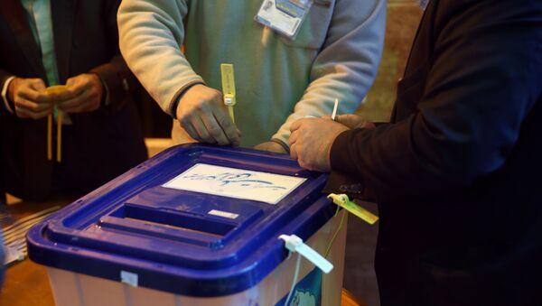 Las elecciones legislativas en Irán - Sputnik Mundo