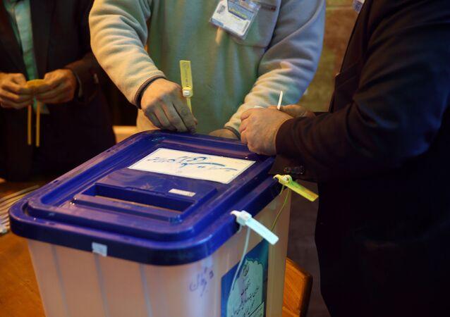Las elecciones legislativas en Irán