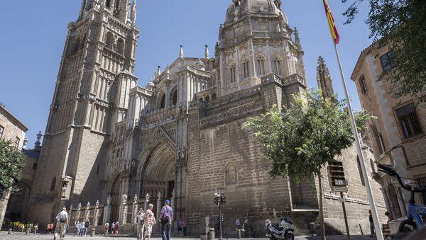 Catedral de Toledo - Sputnik Mundo