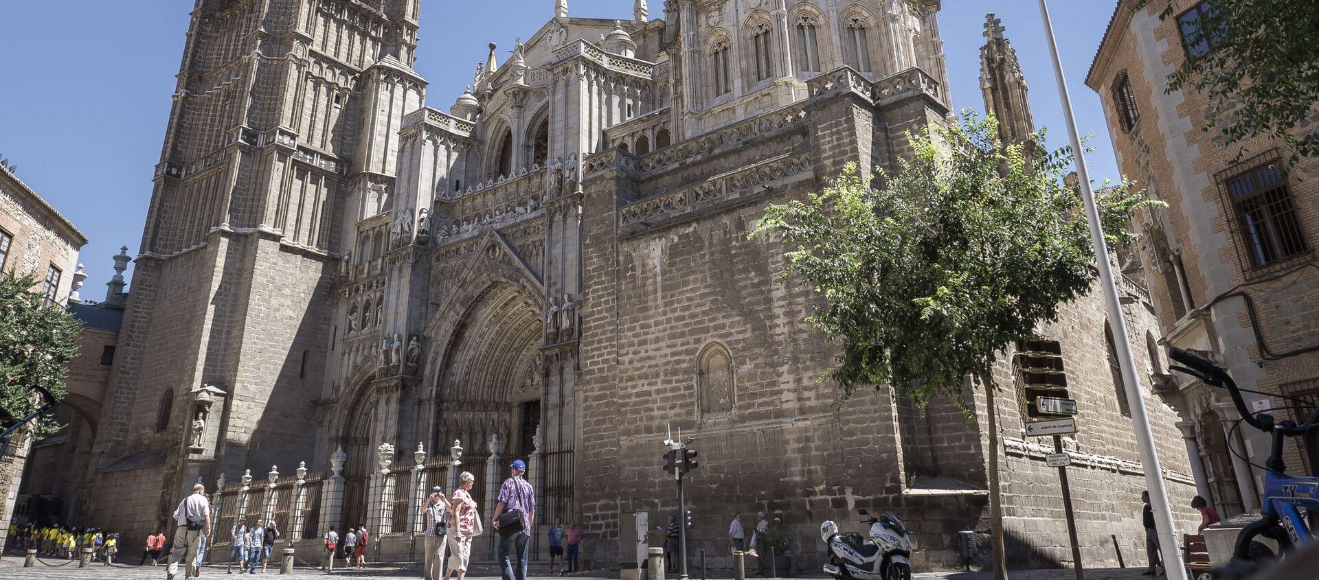 Catedral de Toledo - Sputnik Mundo, 1920, 21.02.2020