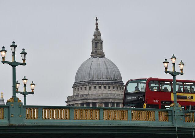 La Catedral de San Pablo de Londres