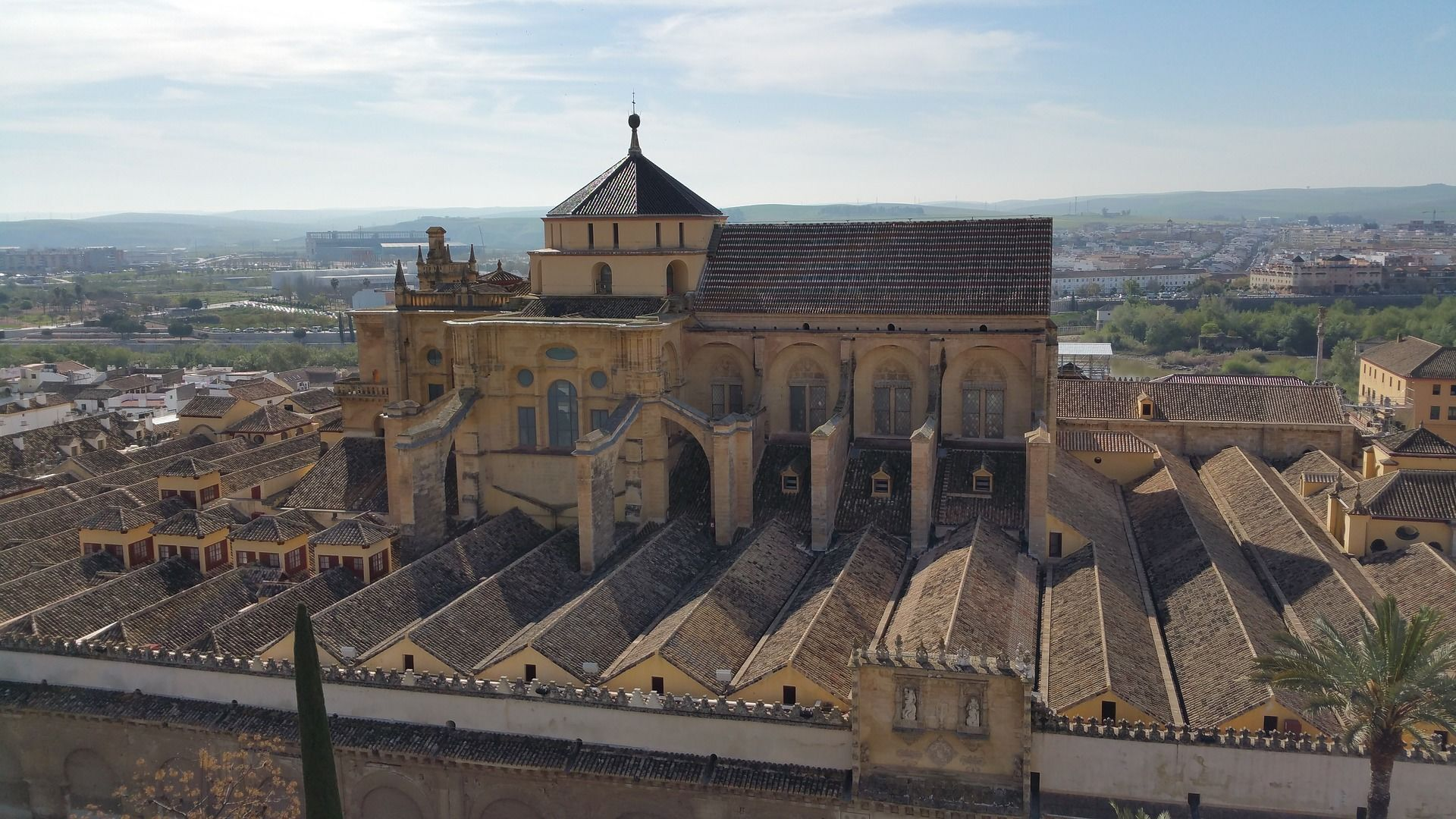 Panorámica de la Mezquita de Córdoba - Sputnik Mundo, 1920, 21.02.2021