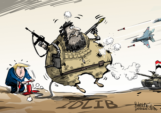 EEUU sigue inflando al terrorismo en Siria para presionar a Damasco