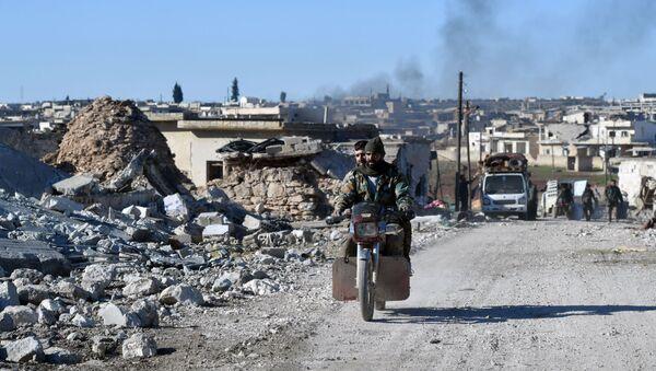 La situación en Idlib - Sputnik Mundo