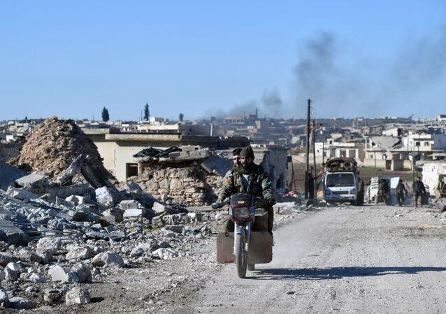 La situación en Idlib