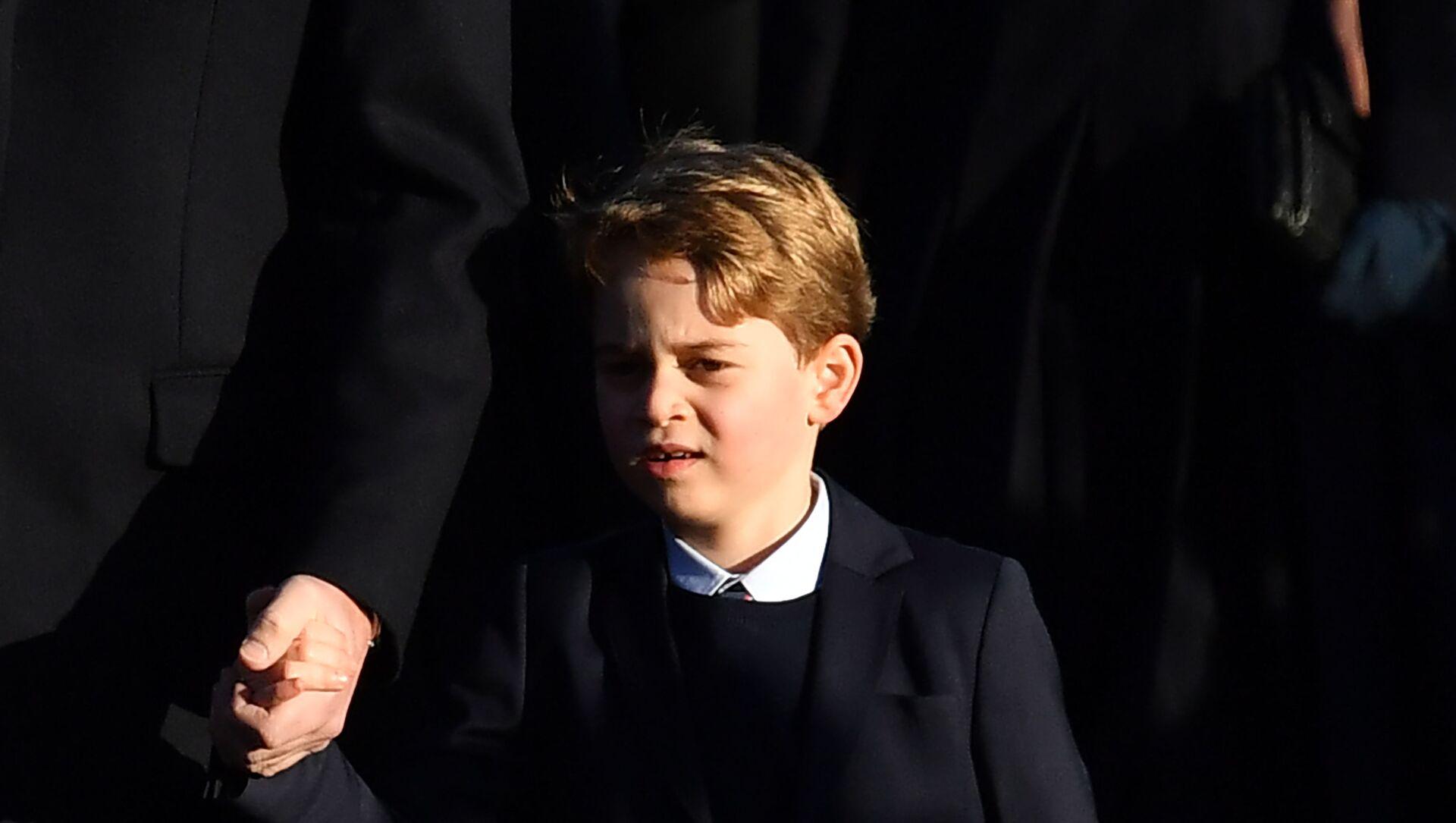 El príncipe George de Cambridge - Sputnik Mundo, 1920, 22.02.2020