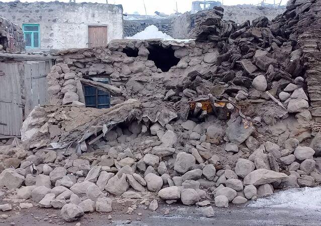 Consecuencias del terremoto en Turquía