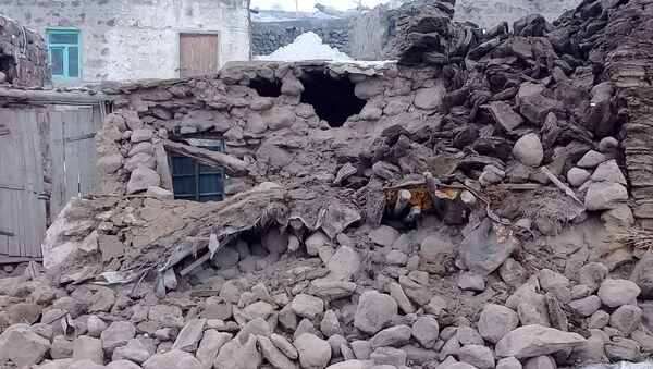Consecuencias del terremoto en Turquía - Sputnik Mundo