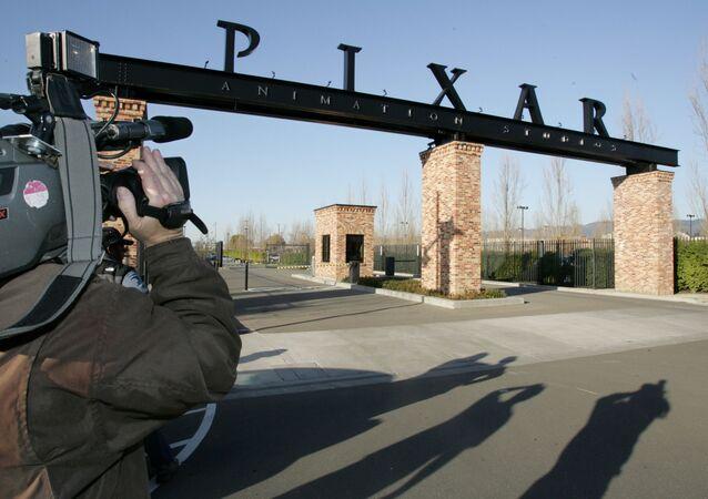 La sede de Pixar