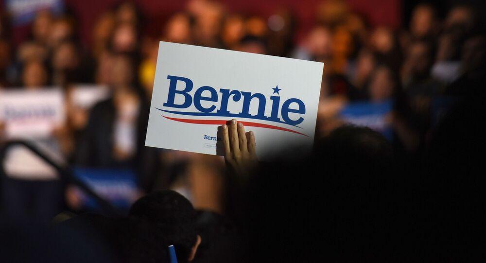 A Bernie Sanders lo apoyan en Nevada