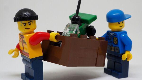Los juguetes de Lego - Sputnik Mundo