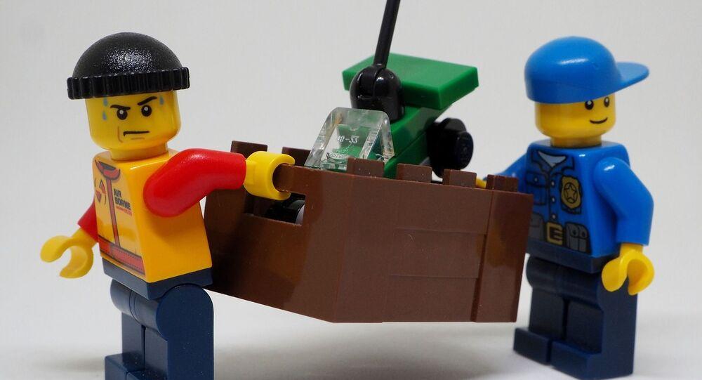 Los juguetes de Lego