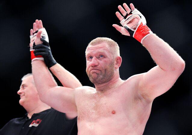 Serguéi Jaritónov, luchador ruso de artes marciales mixtas