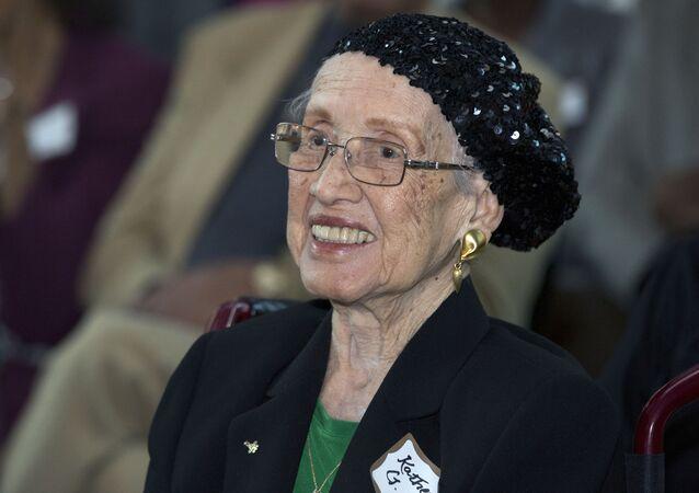Katherine Johnson, matemática estadounidense