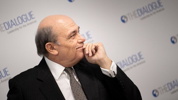 Hugo de Zela, diplomático peruano - Sputnik Mundo
