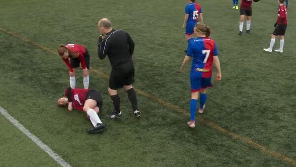 fútbol femenino - Sputnik Mundo