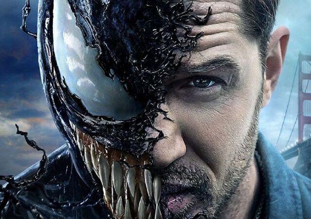 El personaje Venom