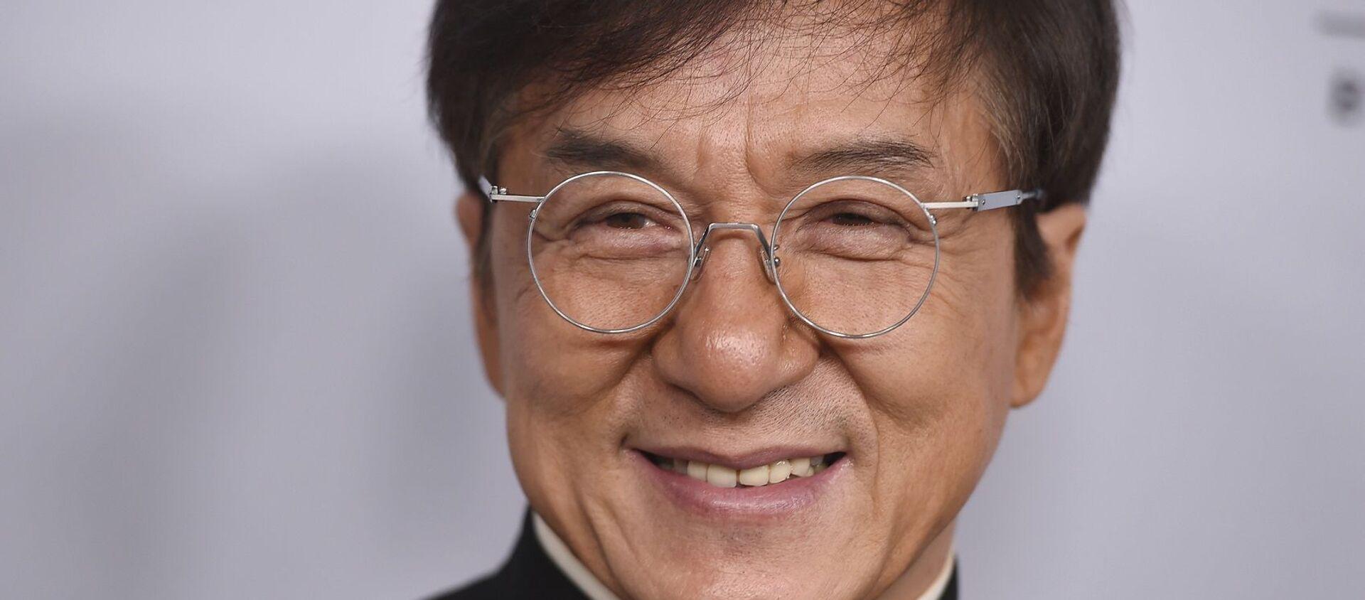 El actor Jackie Chan - Sputnik Mundo, 1920, 25.02.2020