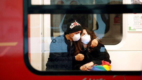Situación en Italia debido al nuevo coronavirus - Sputnik Mundo