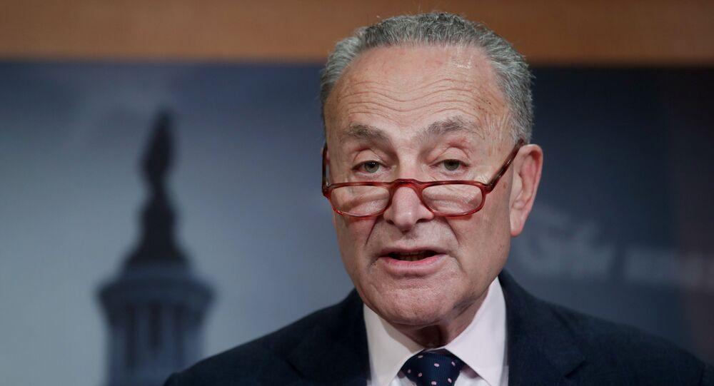 Chuck Schumer, senador estadounidense