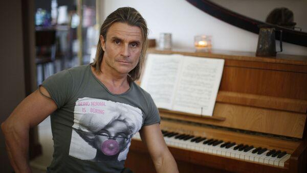 Nacho Cano, músico español - Sputnik Mundo