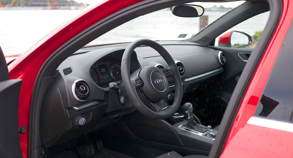 Un Audi A3 (archivo)