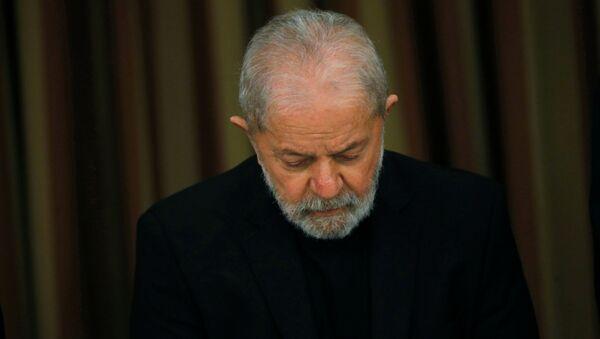 Luiz Inacio Lula da Silva, expresidente de Brasil - Sputnik Mundo