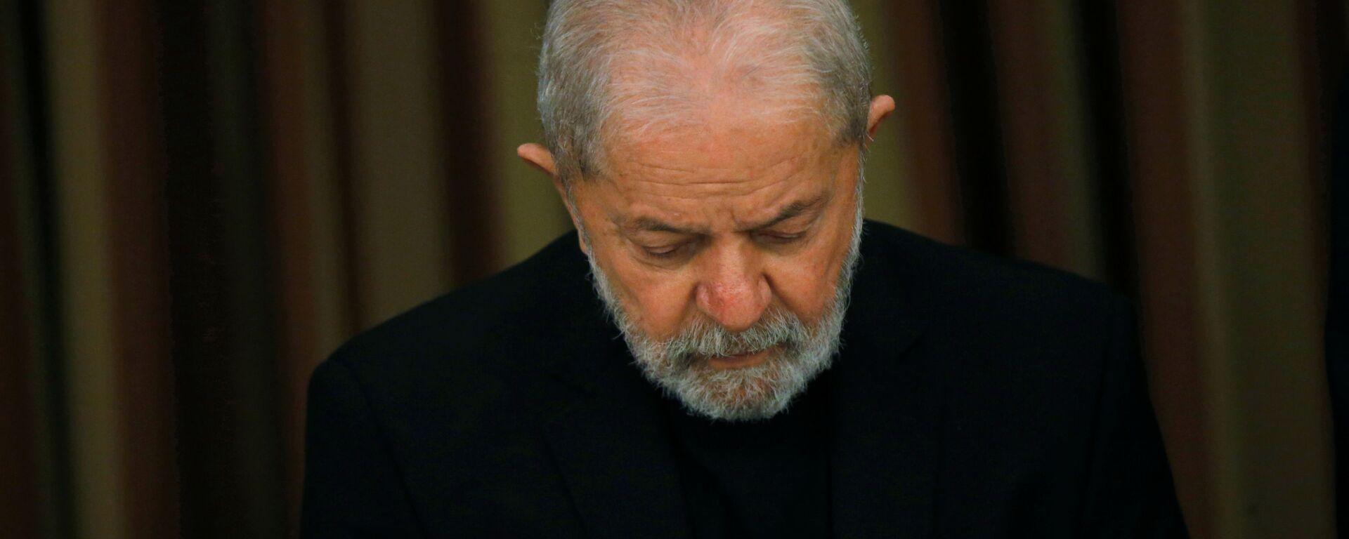 Luiz Inacio Lula da Silva, expresidente de Brasil - Sputnik Mundo, 1920, 10.03.2021