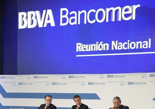 Logo de BBVA Bancomer